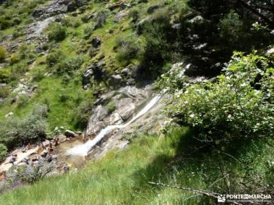 Chorro,Chorrera San Mamés_Valle del Lozoya;refugio de respomuso parque nacional de guadarrama rutas